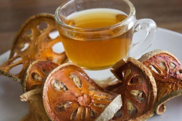 Чай с айвой приготовление