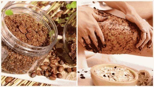 Скраб с кофе с медом. скраб для тела в домашних условиях из кофе и меда: рецепты | школа красоты