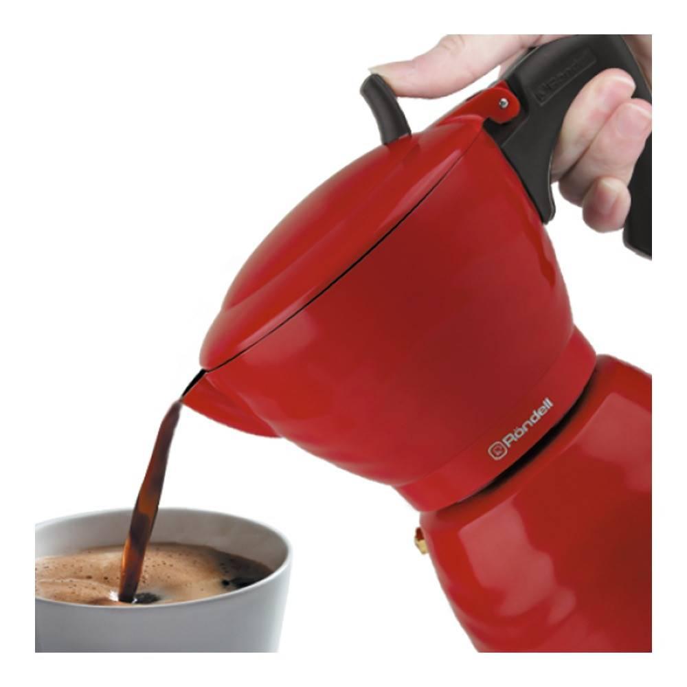 Кофеварки rondell (ронделл) - о бренде, ассортимент гейзерных моделей