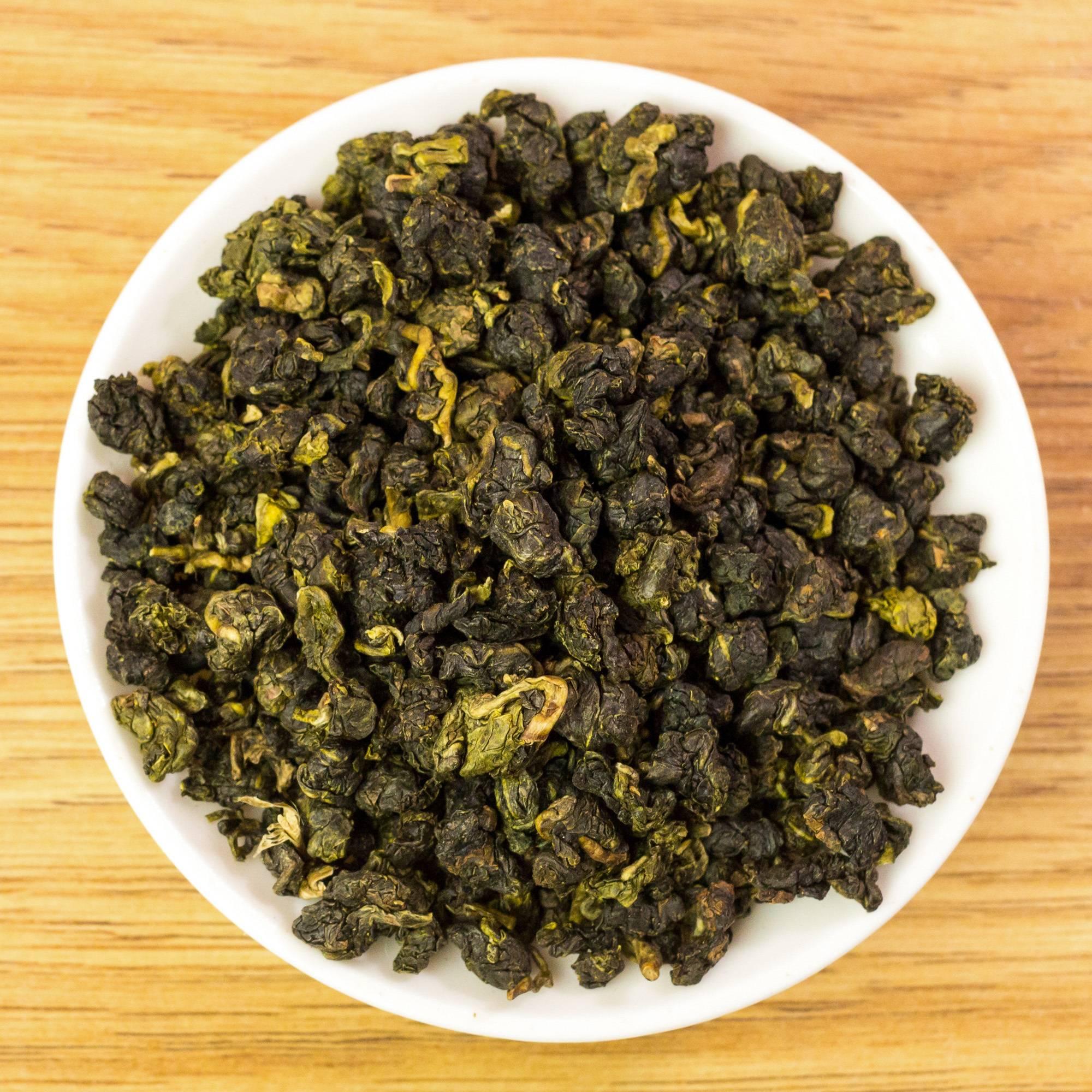 Чай шуй сянь - китайский улун с бодрящим эффектом