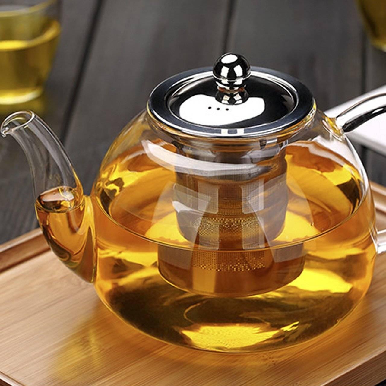 Рейтинг топ 7 лучших заварочных чайников