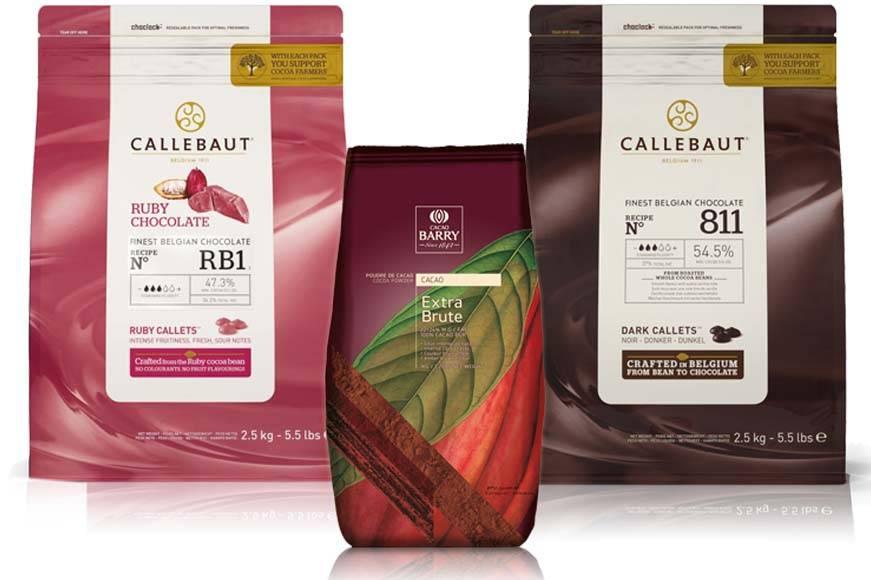 Инструменты для шеф-кондитеров   cacao barry