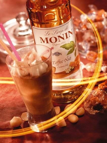 Сиропы для кофе: где купить, какой лучше – monin или вarline, вкусы и рецепты
