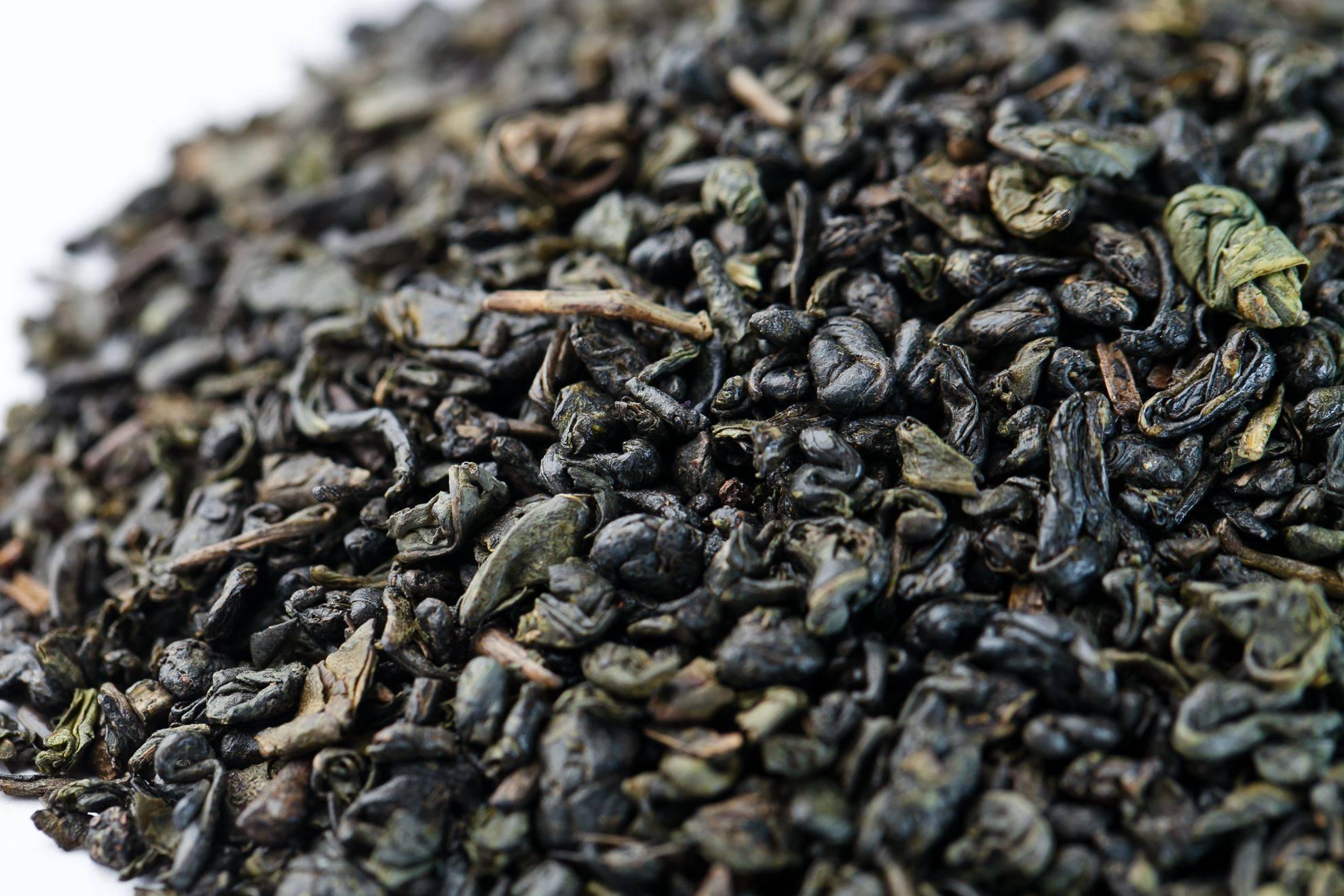 Как правильно заваривать чай ганпаудер