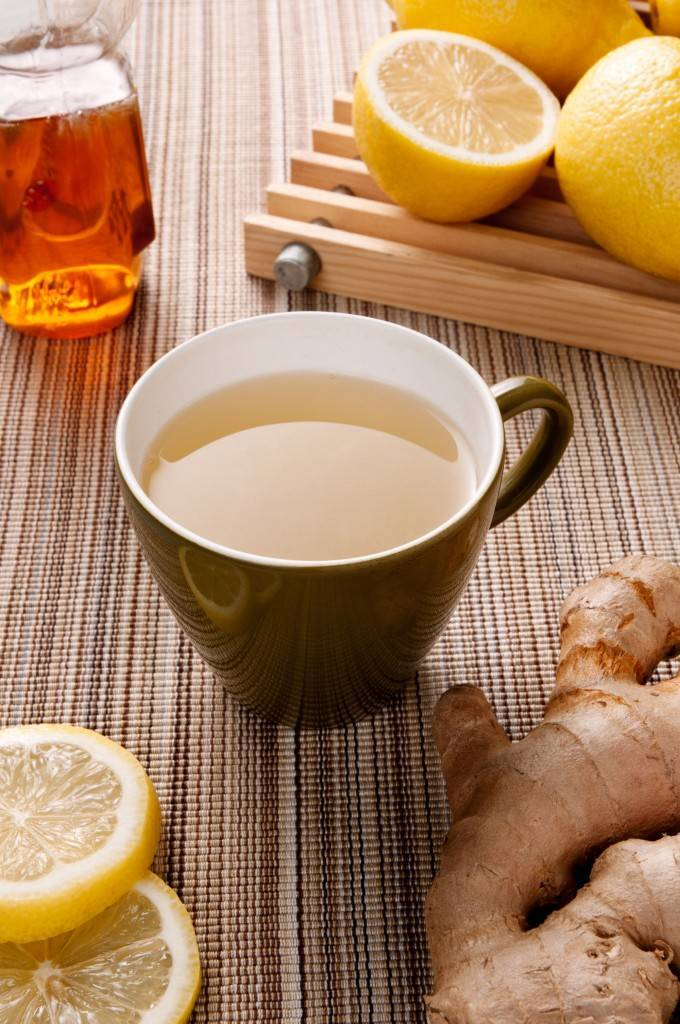 Чай с имбирем: все секреты похудения, а также вред и польза напитка