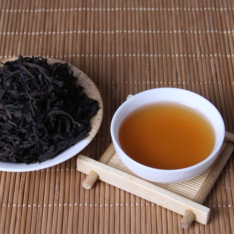 О вкусе и пользе да хун пао чая
