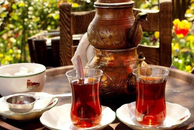 Гранатовый чай из турции: свойства, польза и вред для здоровья