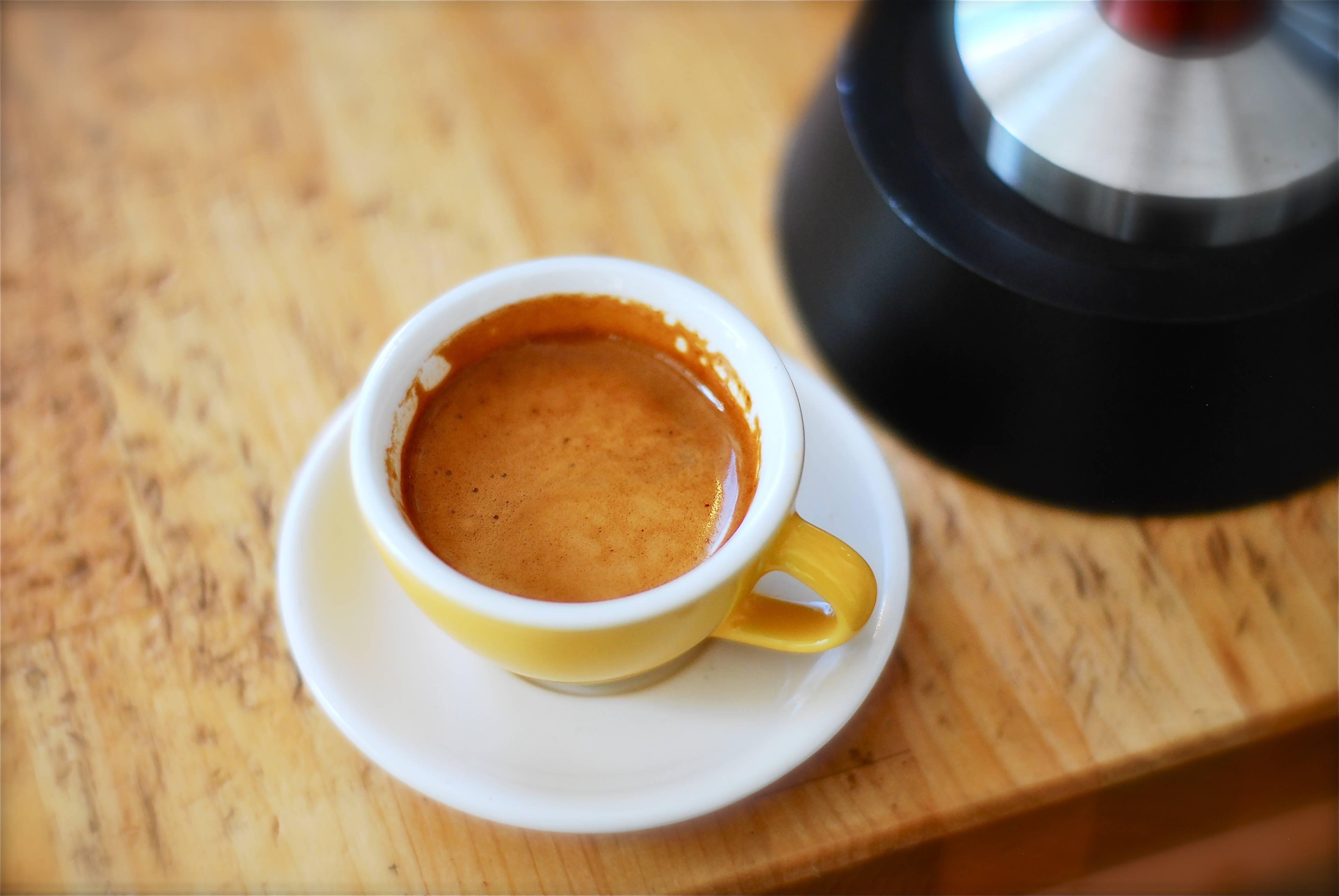 Кофе ристретто – рецепт, отличие от эспрессо