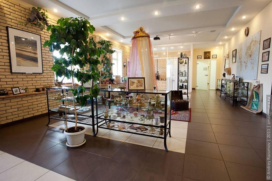 О музее кофе в санкт-петербурге: адрес, график работы и официальный сайт
