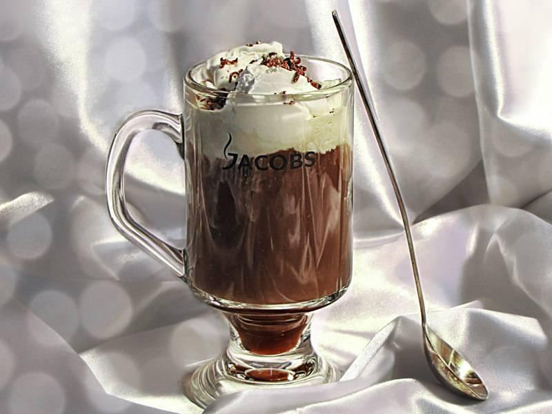 Рецепты кофе гляссе или как приготовить кофе с мороженым