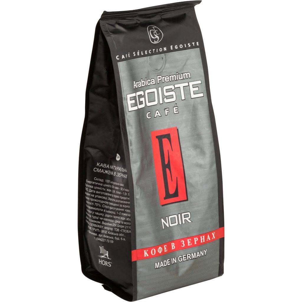 Растворимый кофе эгоист