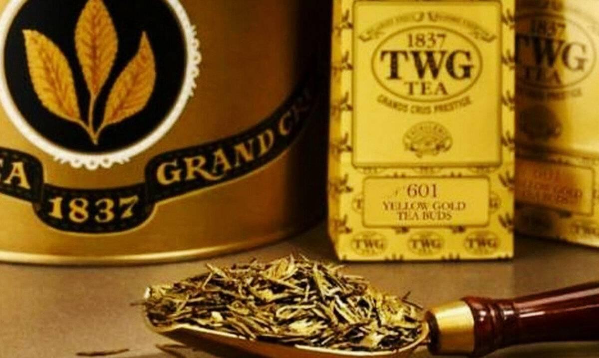 Топ-5 самых дорогих чайных сортов в мире