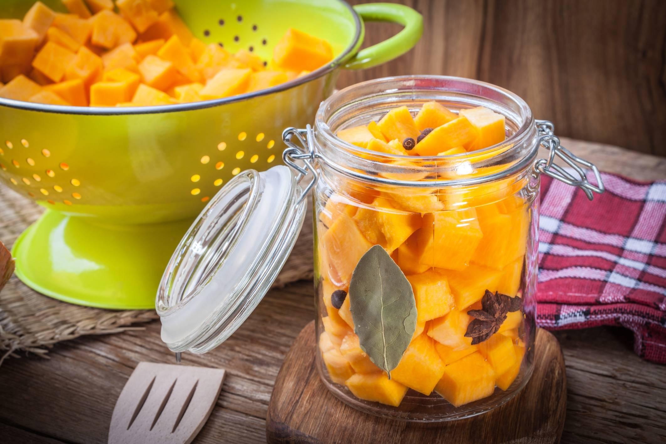 Компот из тыквы на зиму: лучшие рецепты и рекомендации по приготовлению в домашних условиях
