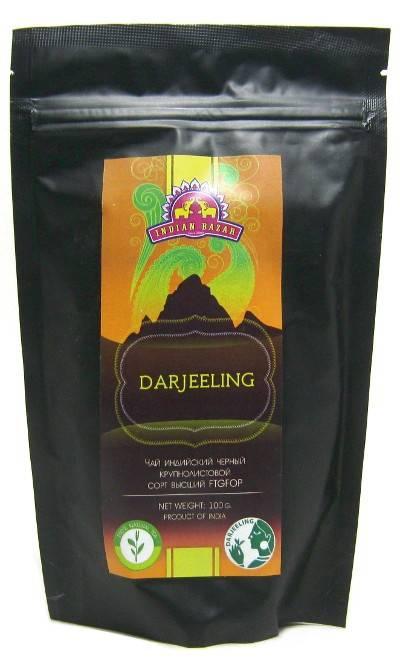 Чай дарджилинг (darjeeling tea): описание вкуса и аромата, заваривание