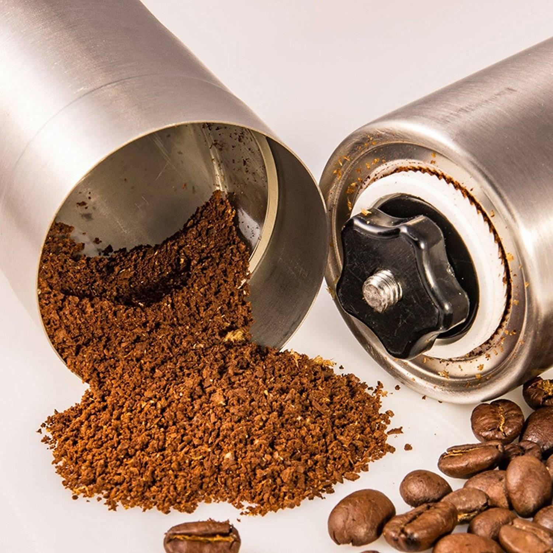 Как молоть кофе в кофемолке: выбор зерен и тонкости помола