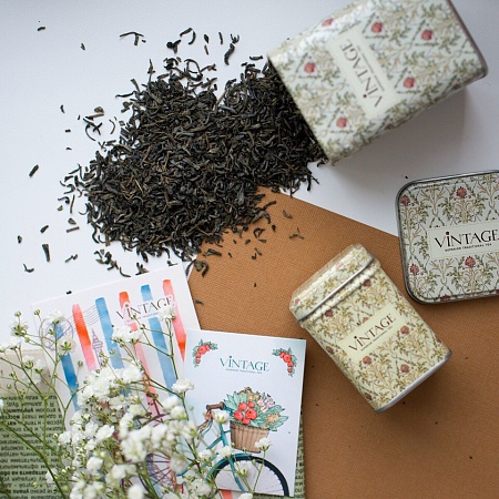Чайная компания винтаж: официальный сайт