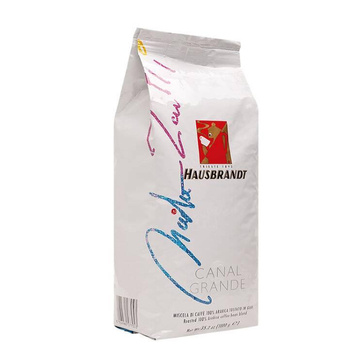 Кофе в зёрнах hausbrandt рим 1кг — цена, купить в москве