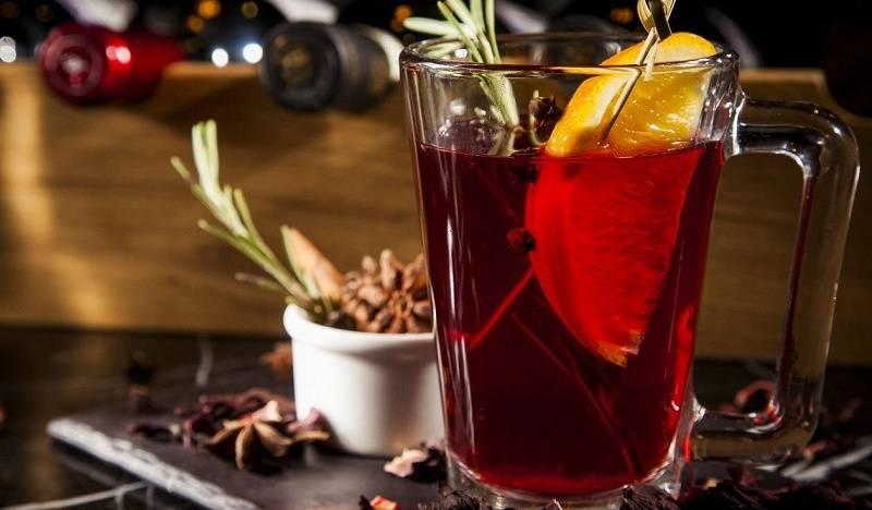 Как приготовить чай по-югославски с винными и цитрусовыми нотками