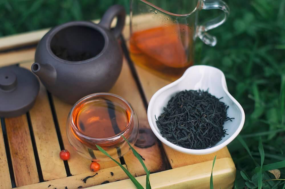 Спираль истории красного чая: от шайгань к хунгань и обратно - teaterra | teaterra