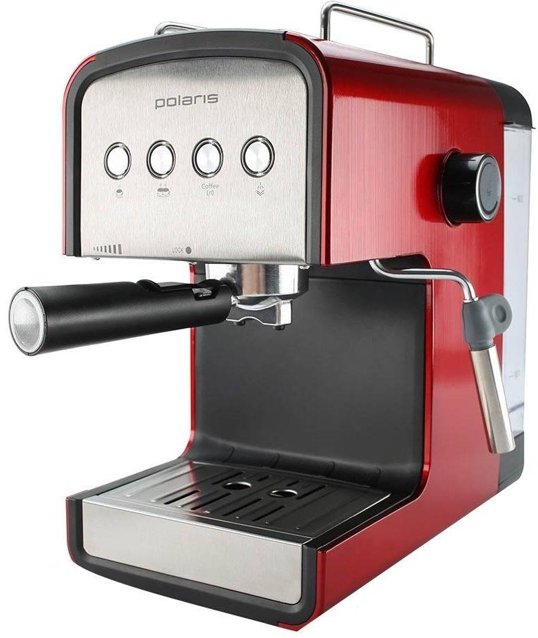 Кофеварка поларис: сравнение моделей, видео обзор