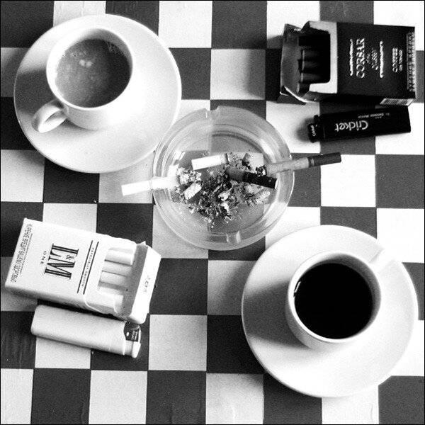 Кофе и сигареты оказались полезны для здоровья – полная картина – сноб