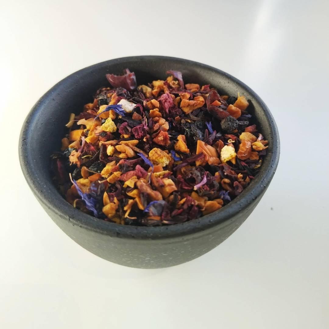 Что такое фруктовый чай, и как его заваривать.