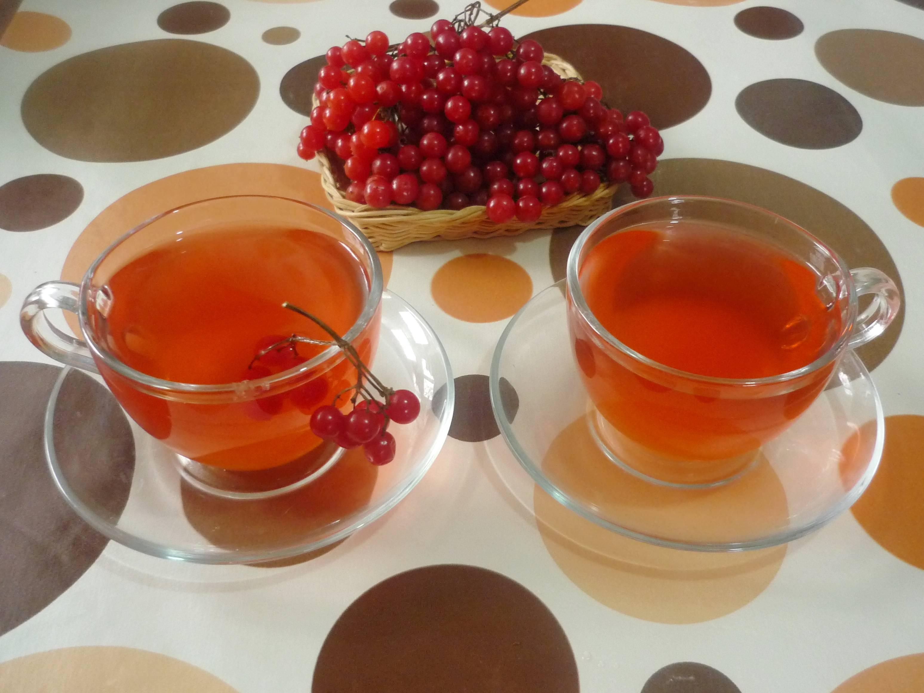 8 рецептов целебного чая при простуде