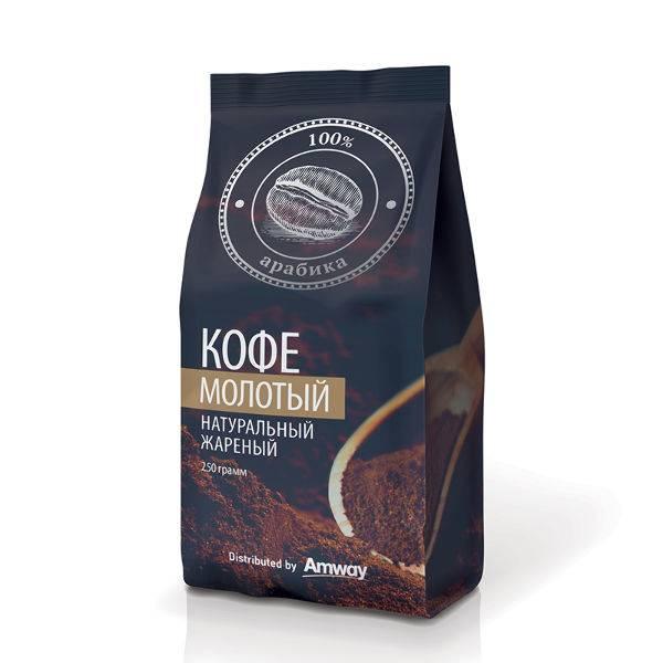 Рейтинг молотого кофе