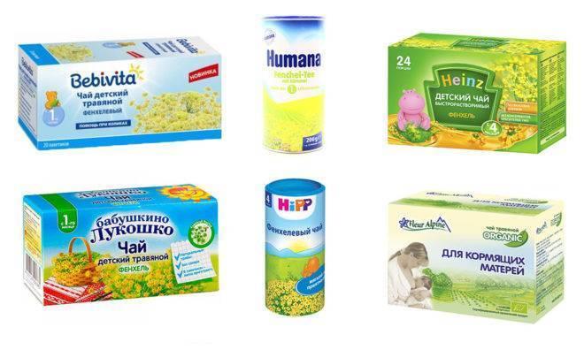 Фенхель новорожденному: вредно или полезно? завариваем чай с фенхелем новорожденному очень осторожно, противопоказания и побочные эффекты