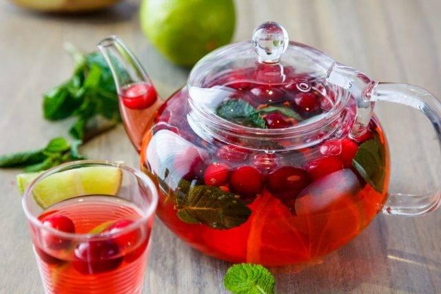 Как приготовить вкусный фруктовый чай: рецепты итонкости