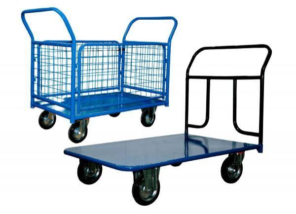 Как выбрать надежную грузовую тележку для дома и сада