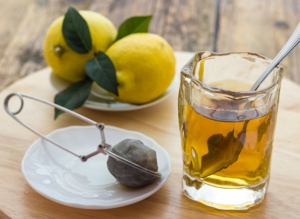 Диета на зеленом чае для похудения