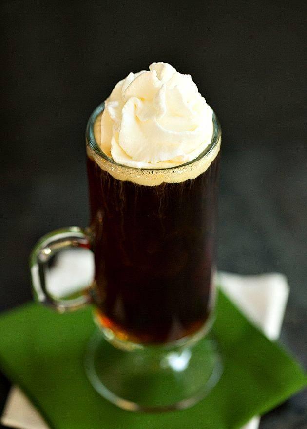 Айриш кофе (irish coffe): рецепты и история появления