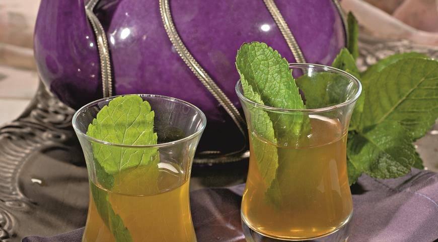 Рецепты марокканского чая и особенности приготовления