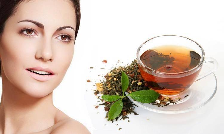 Черный чай для глаз: промыть от синяков и мешков под глазами