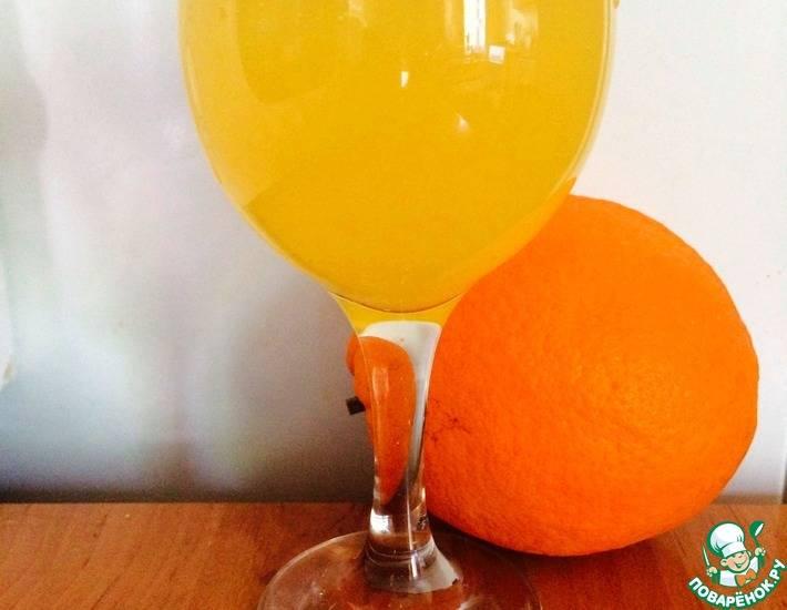 Рецепты фанты из апельсинов в домашних условиях