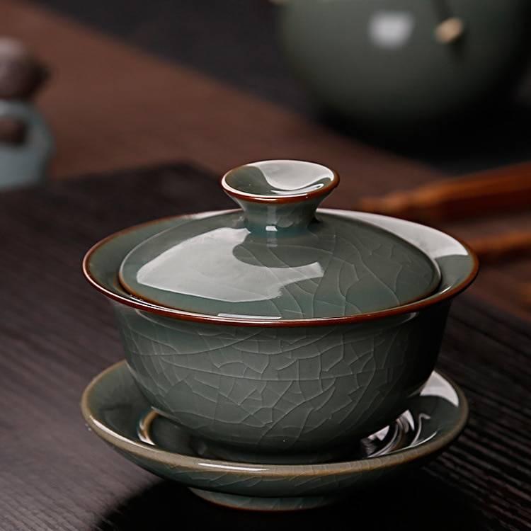 Преимущества заваривания чая в гайвани | великий чайный путь