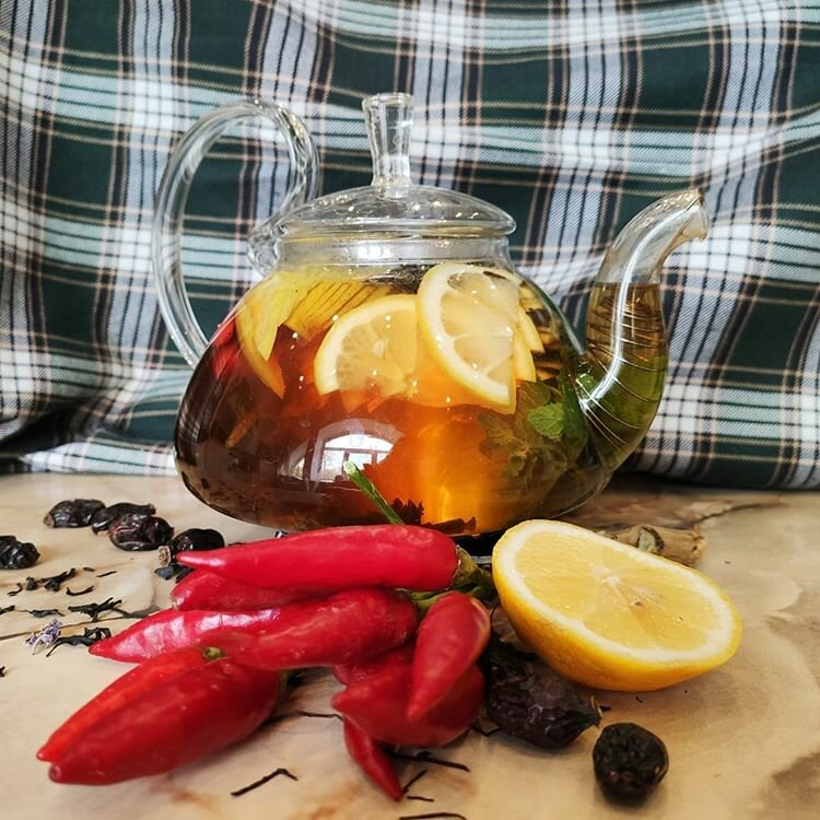 Польза чая с перцем и рецепты приготовления