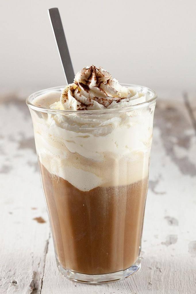 Как вкусно приготовить кофе гляссе