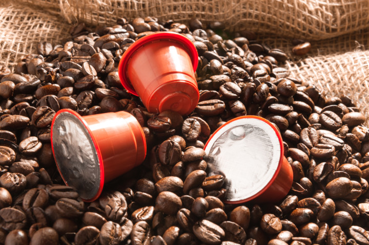 Капсульная кофеварка - новаторство в приготовлении кофе