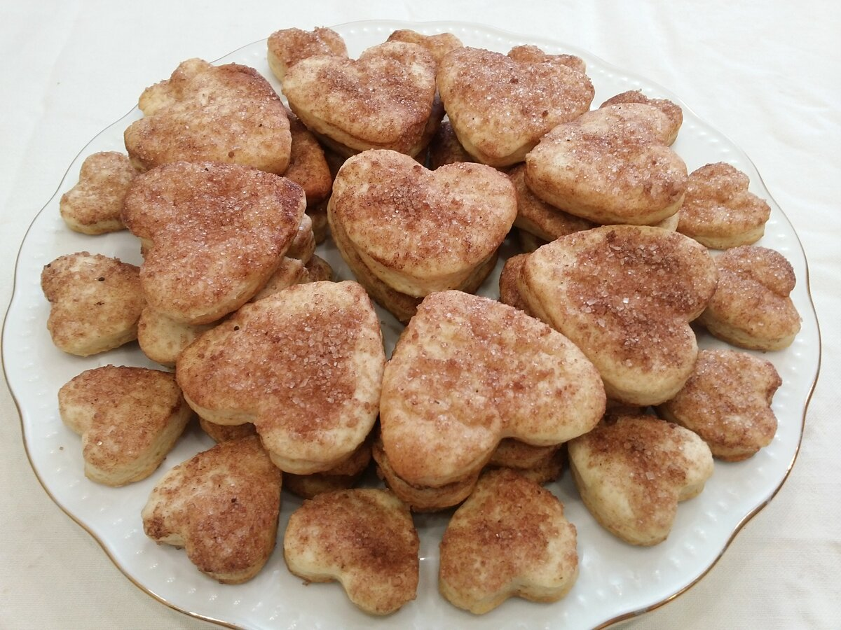 Песочное печенье - 10 простых и вкусных рецептов в домашних условиях с фото пошагово