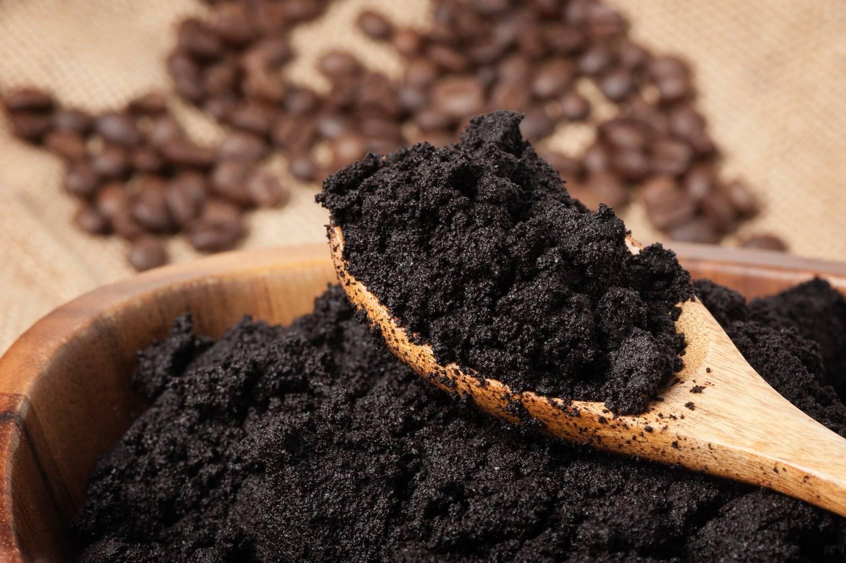 12 полезных способов применения кофейной гущи :: инфониак