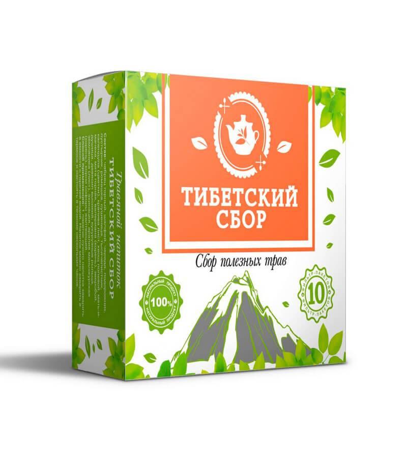 Тибетский сбор трав. самый эффективный способ очищения организма