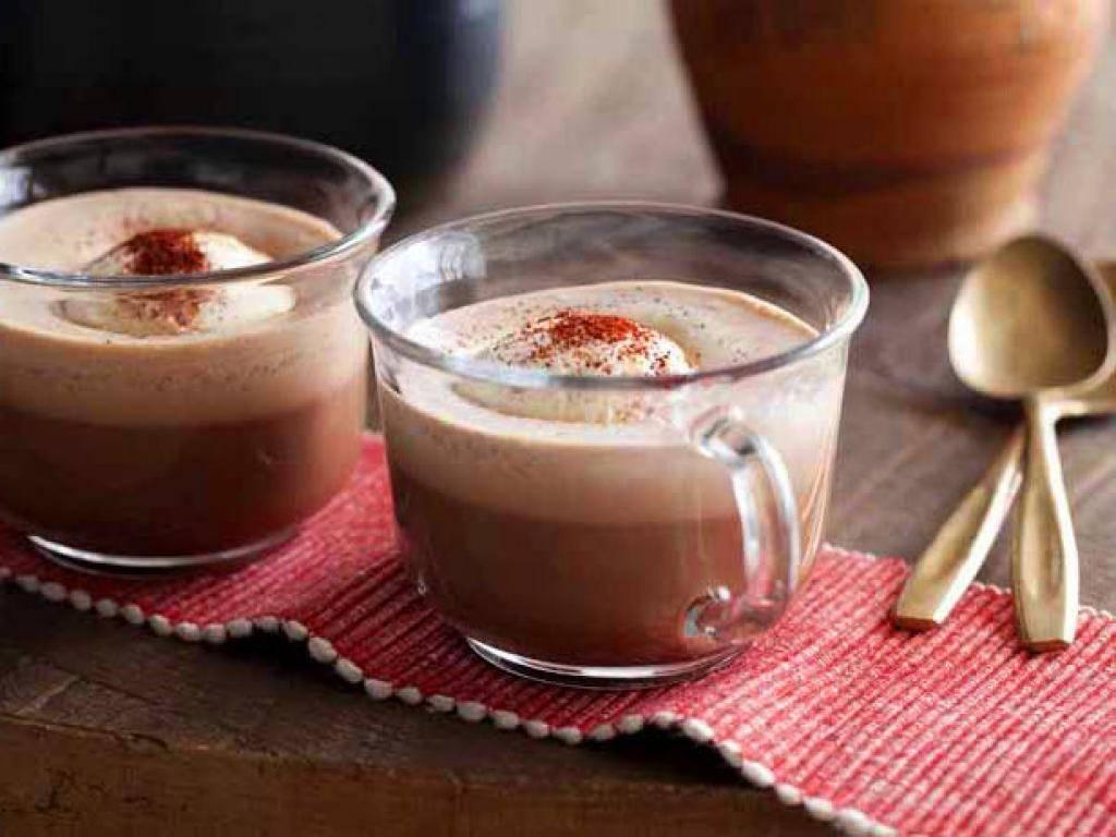 Пять необычных рецептов какао и горячего шоколада для детей и взрослых