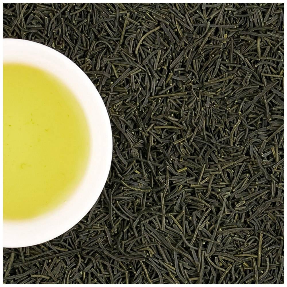 Японский чай кокейча (кукича)