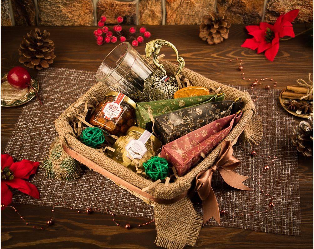 Новогодние рецепты чая и подарочной смеси