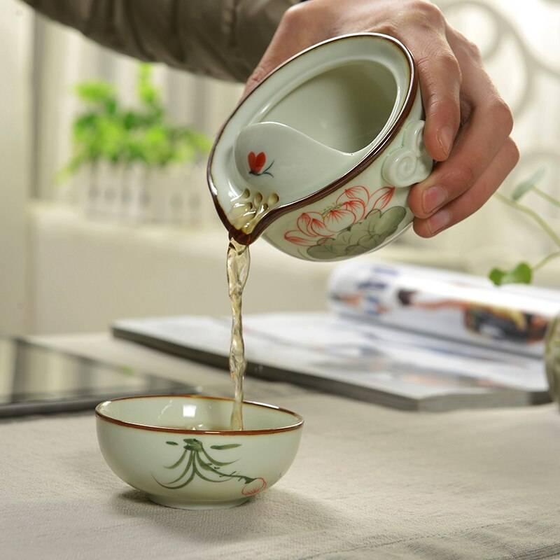 Гайвань - что это такое и как пользоваться, способы заварки в гайвани - чайная гавань