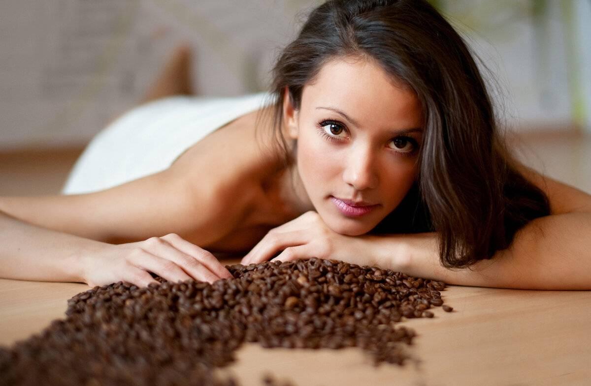Применение кофе для волос