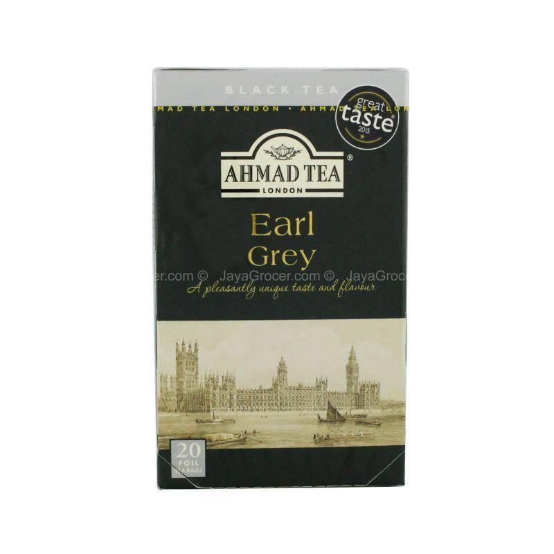 Чай earl grey