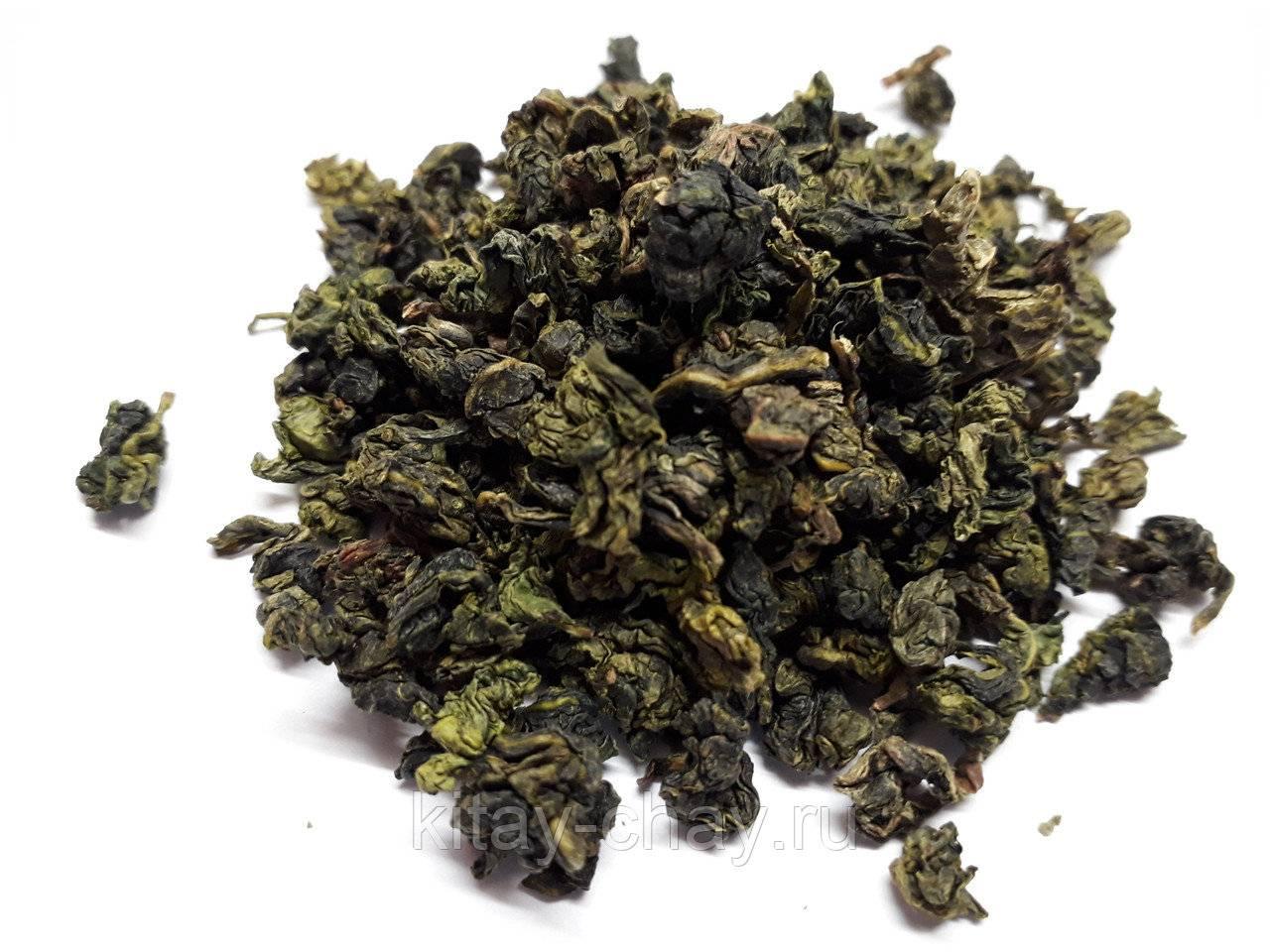Чай те гуань инь, полезные свойства китайского зеленого чая